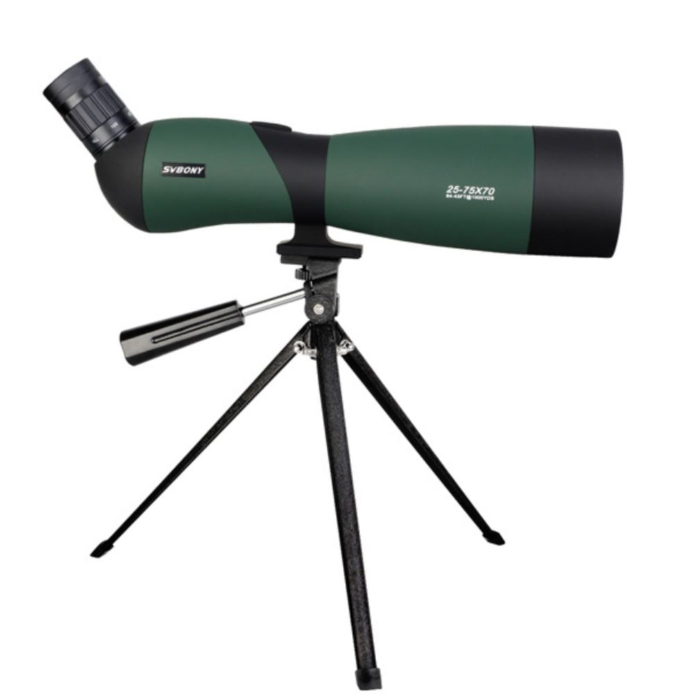 SV403  25-75x70mm WP spotting scope